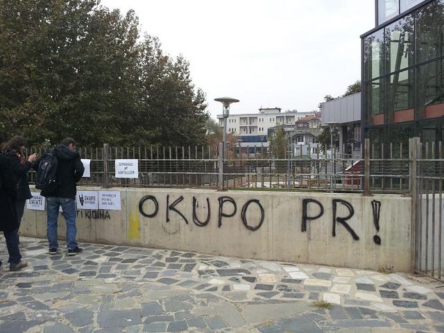 Occupy Prishtina
