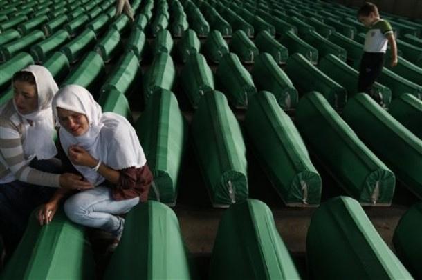 Viktimat e Srebrenic�s   Foto: Flickr