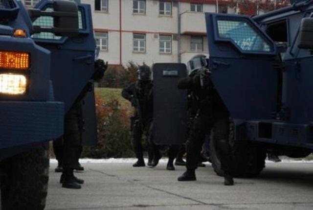 Foto: Policia e Kosov�s, Facebook
