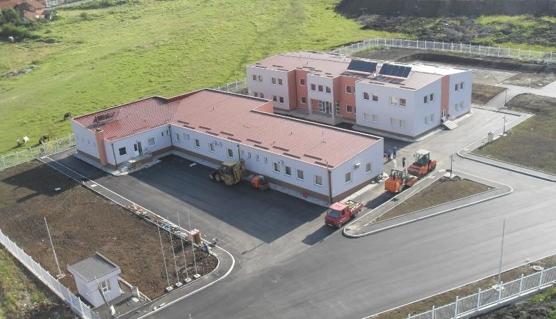 Qendra e strehimit të azilkërkuesve | Foto: Ministria e Brendshme