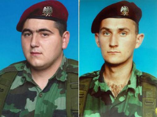 Dragan Jakovljevic dhe Drazen Milovanovic