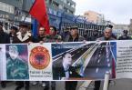Protestojn� Kund�r Arrestimeve