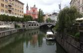 Ljubljana. Foto: Blerina Rogova Gaxha