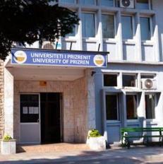 Universiteti i Prizrenit   Foto: uni-pr.com