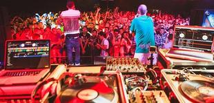 Moment nga performanca e festivalit. Foto nga: NGOMfest