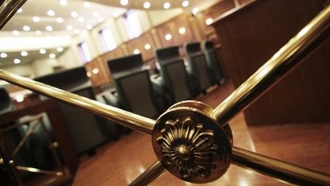 Kuvendi i Kosov�s   Foto: Gazeta Jeta n� Kosov�