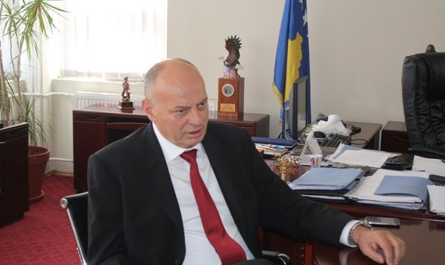 Agim �eku   Foto: Gazeta Jeta n� Kosov�