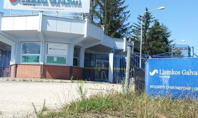 "Fabrika ""Llamkos Galva Steel"" Vushtrri / Fotot: Kaltrina Rexhepi"